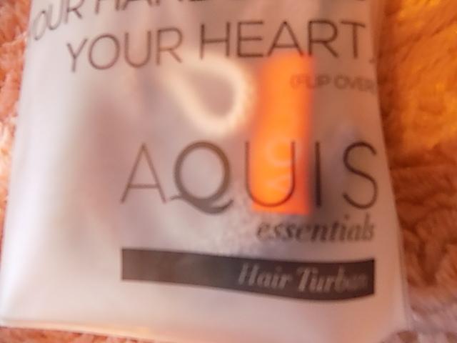 Aquis Hair Lisse Luxe Hair Turban