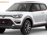 Daihatsu DN Trec, Calon Penantang Suzuki Ignis?