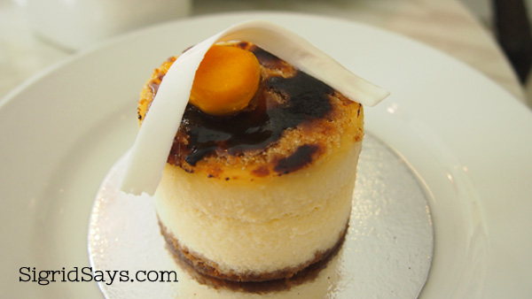 Bacolod sweets - C's Cafe by L'Fisher Hotel - Bacolod restaurants