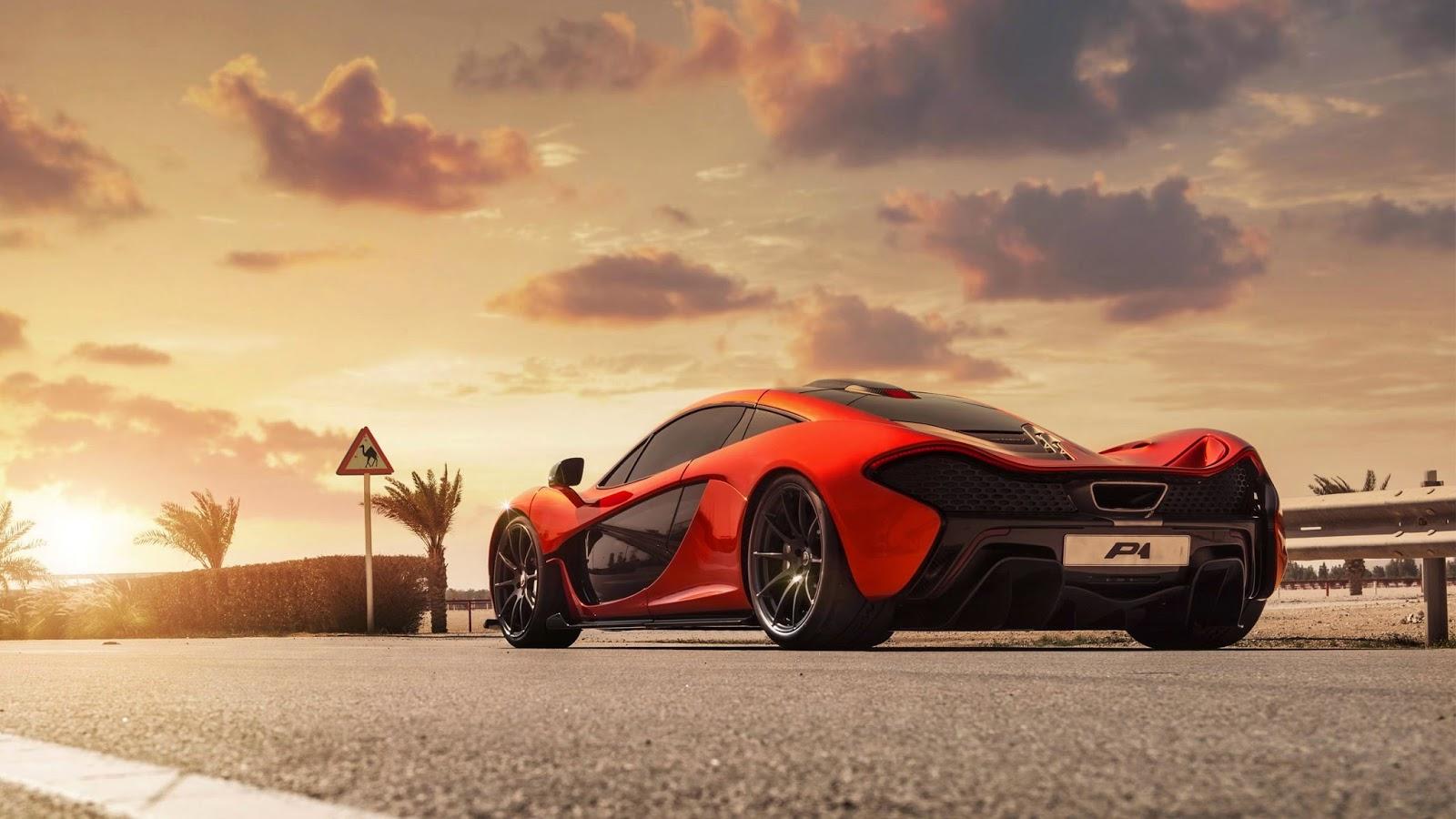Wallpaper Mobil Sport Ferrari