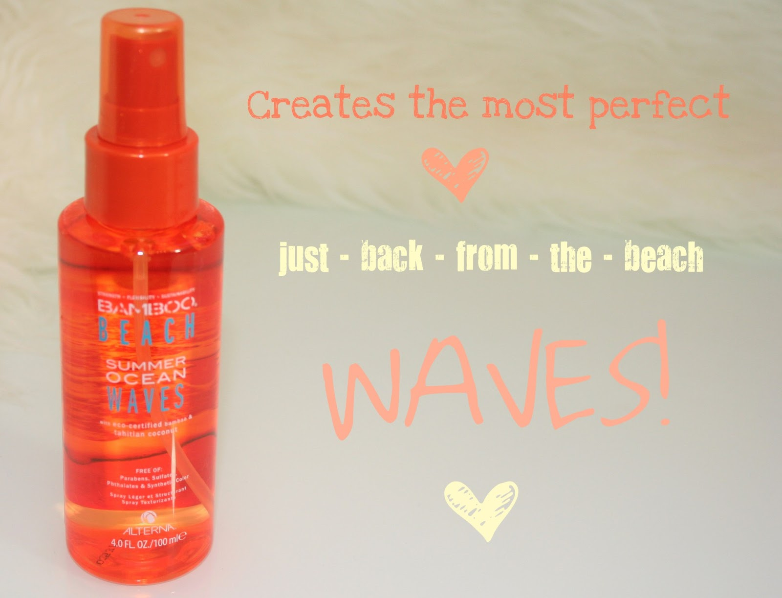 a37839135563 Alterna s Bamboo Beach Summer Ocean Waves is helping me achieve this easy