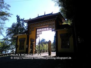 PALACE MONASTRY GANGTOK