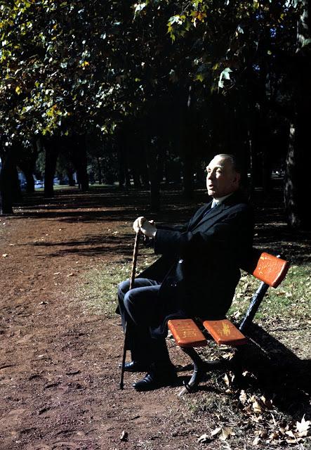Borges todo el a o jorge luis borges borges jorge luis for Borges el jardin