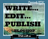 Write ... Edit ... Publish