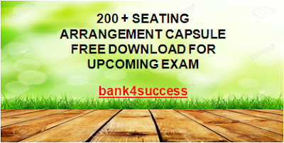 Seating Arrangement Practice Set (1-35) PDF Free Download
