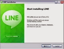 Cara Install dan Download LINE di PC
