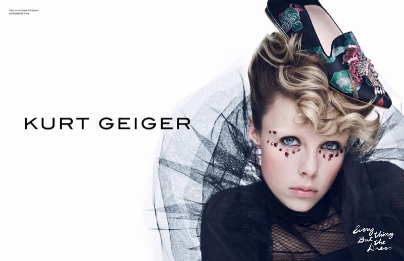 Kurt Geiger rainbow Mini Kensington S leather cross body