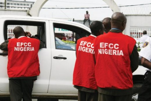 EFCC relocates office over fire outbreak
