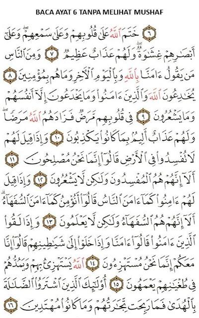 Metode Menghafal Al-Quran 2