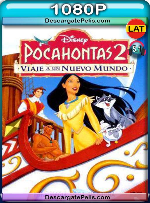 Pocahontas 2 (1998) 1080P BRrip Latino – Ingles