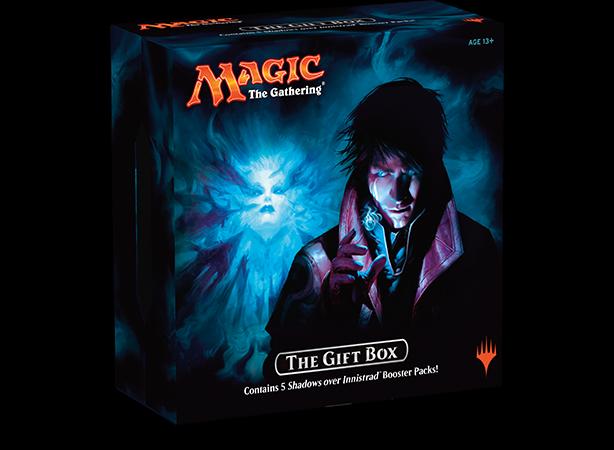 MTG Realm: 2016 MTG Gift Box