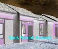 spesifikasi rumah subsidi murah