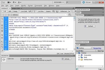 Aplikasi dan Editor Untuk Belajar HTML