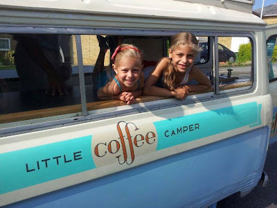 Little Coffee Camper - Mobile Coffee Van