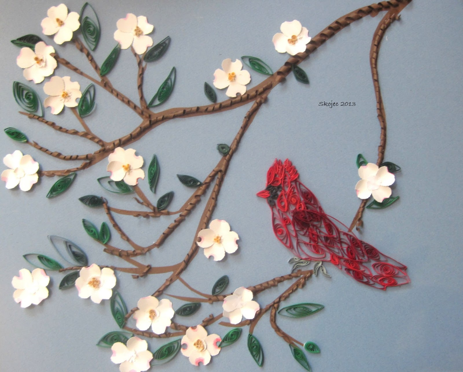 Red Dogwood Tree Branches For Decoration