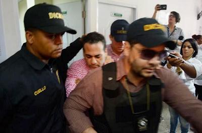 Varían prisión preventiva por arresto domiciliario a empresario Eddy Santana