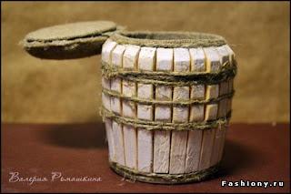 Оригинальные игольницы своими руками (часть 3):игольницы из баночек