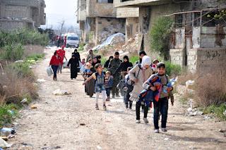 το θέμα της Συρίας