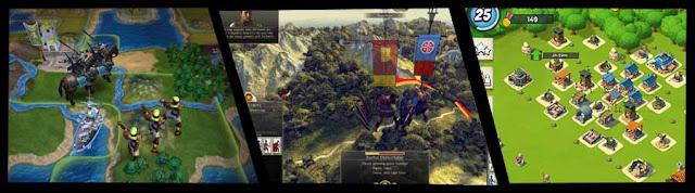Turn based strategy game genre