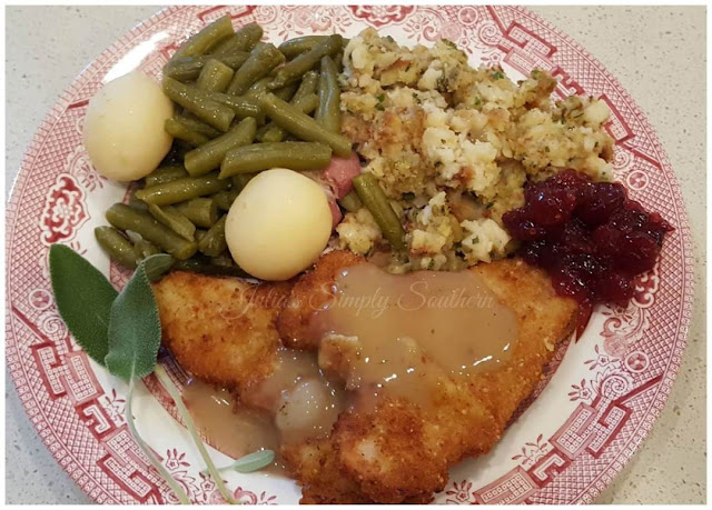 Yummy Basic Thanksgiving Menu