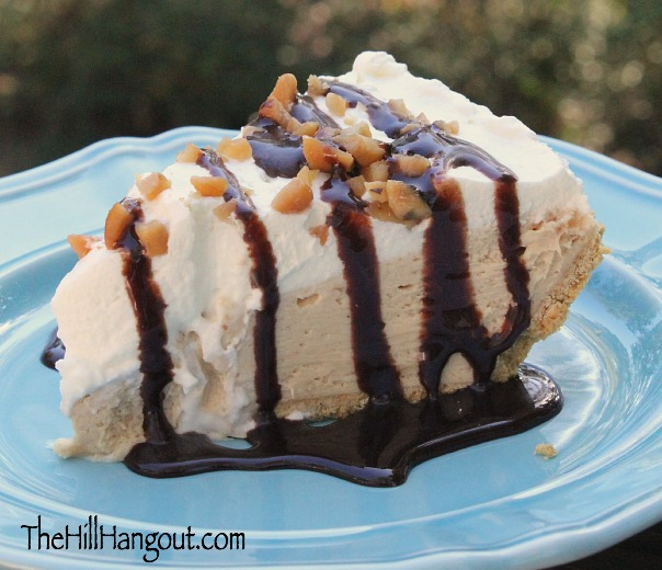 Peanut Butter Pie recipe from The Hill Hangout