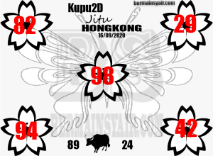 Kode syair Hongkong Rabu 16 September 2020 170