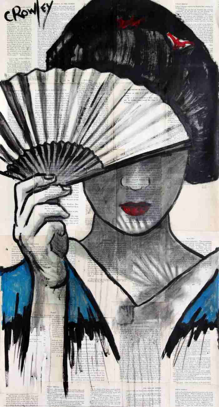 Британский профессиональный художник. Darren Crowley