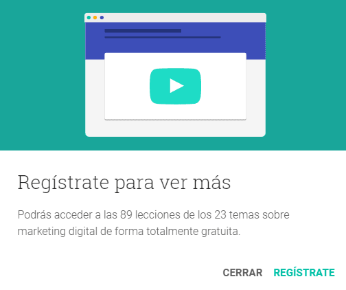 como registrarte en la plataforma digitalgarage