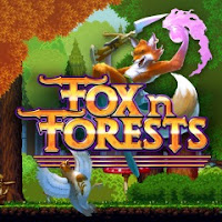 Fox n Forests Game Logo