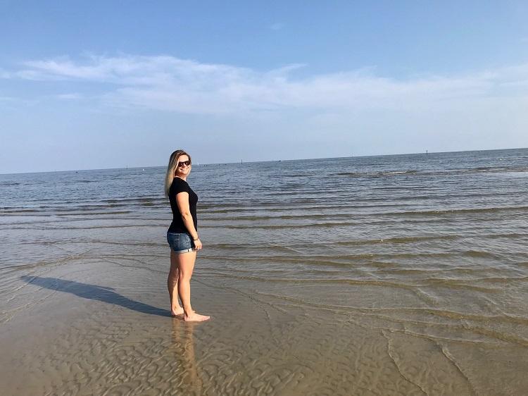 Gulf of Mexico, Gulfport Mississippi Coast