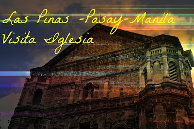 Manila Visita Iglesia