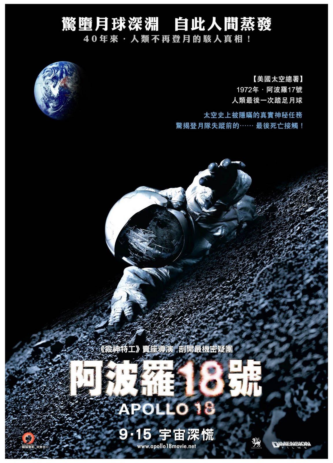 海市蜃樓: 阿波羅18號