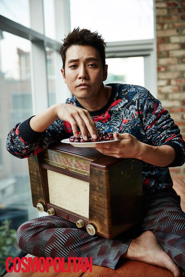 Joo Sang Wook, Joo Sang Wook Cosmopolitan, Joo, Sang Wook 2016, 주상욱