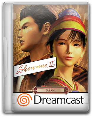 Shenmue 2 Spanish