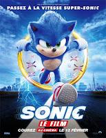 Pelicula Sonic, la película (2020)