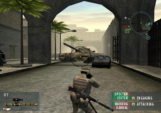 SOCOM 2: U.S. Navy SEALs (PS2) 2003