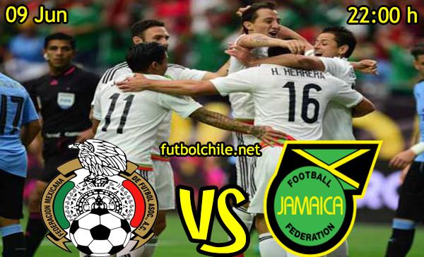 VER STREAM RESULTADO EN VIVO, ONLINE: México vs Jamaica