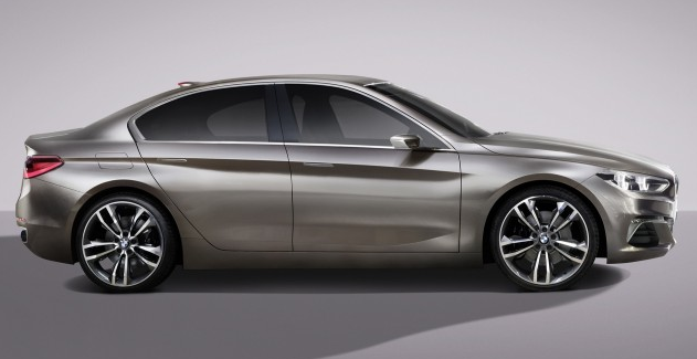2018 BMW 1-series Sedan Exterior