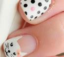 http://onceuponnails.blogspot.com/2015/04/cats-and-polka-dots.html