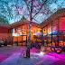 Luxemburgban tervezték meg, azt az origamira hasonlító étterem designt, amit a japán művészet ihletett