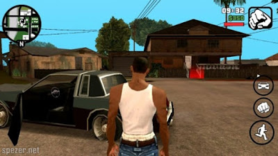 Cara main GTA San Andreas di Android