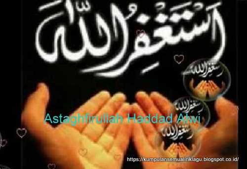 Astaghfirullah Haddad Alwi