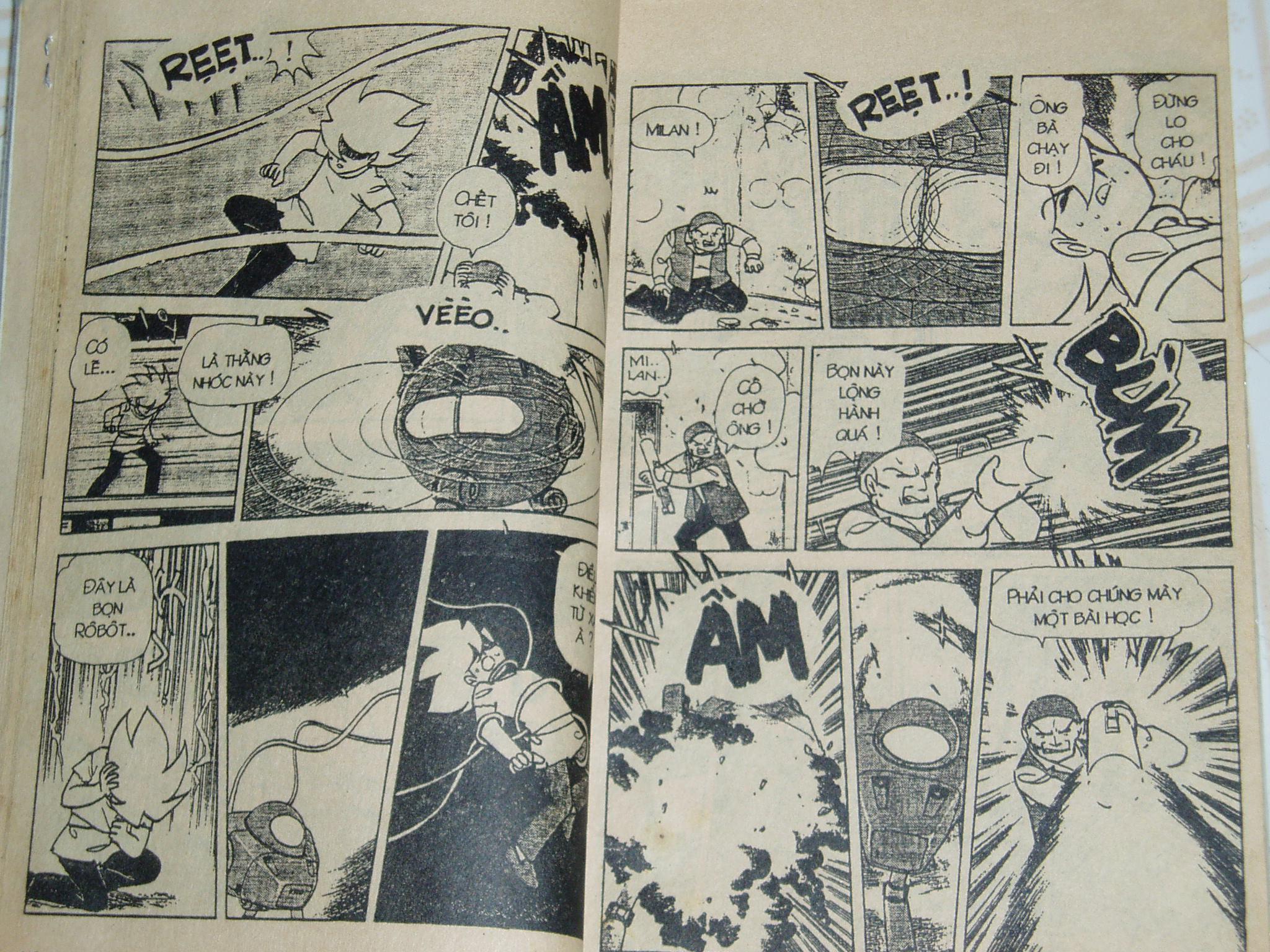 Siêu nhân Locke vol 18 trang 10