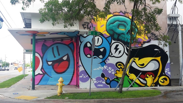 Wynwood Graffiti