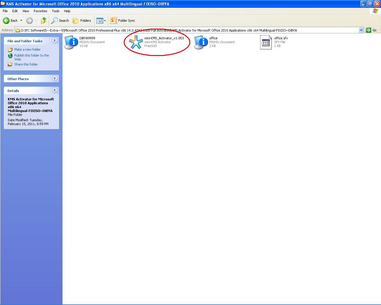 Microsoft KMS VL Activator V1 2