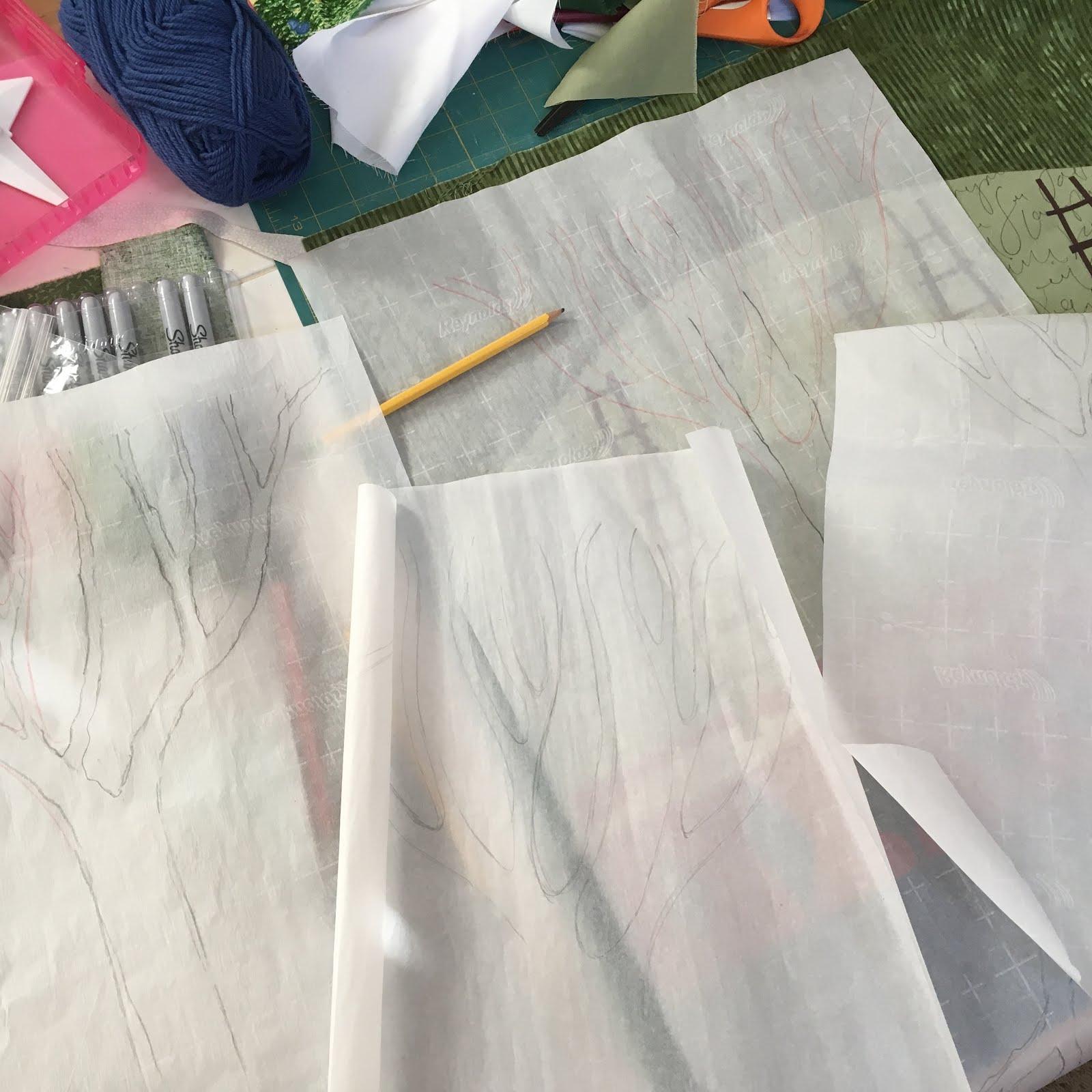 Deborah's Journal: Step by Step Creative Process
