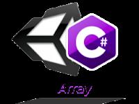 Belajar Pemrograman C# Unity 3d - Contoh Array Pada C#
