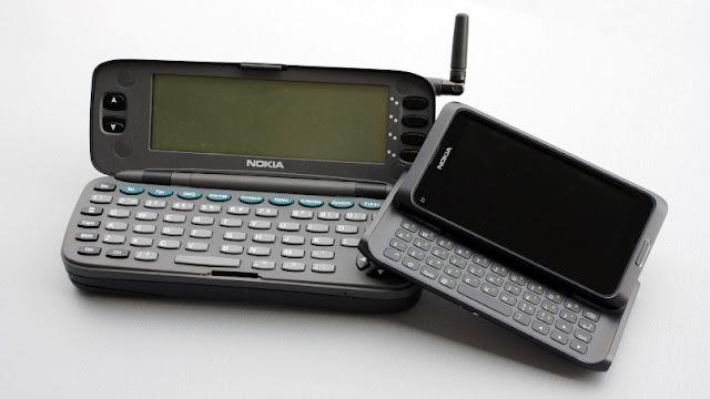 Nokia 9000 Communicator (ilk akıllı telefon)