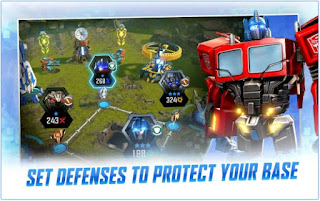 Transformers Apk Offline Screenshot 3