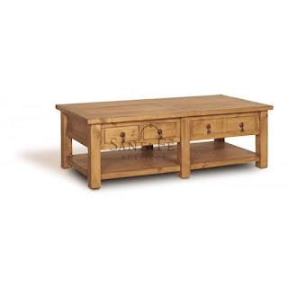 הגלריה המקסיקנית המקום לעיצוב הבית - שולחן סלון בעיצוב מגניב וחדשני כדוגמת שני שולחנות מחוברים למראה צעיר ואטרקטיבי בעל מקור אחסון רחב
